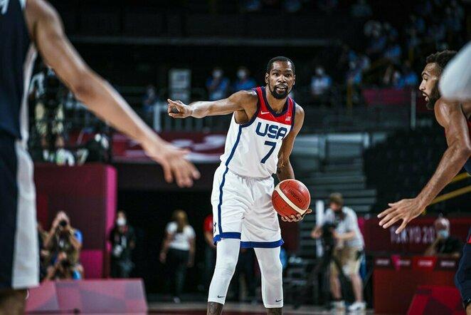 Kevinas Durantas | FIBA nuotr.