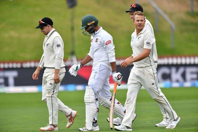 Bangladešo kriketo rinktinė | Scanpix nuotr.