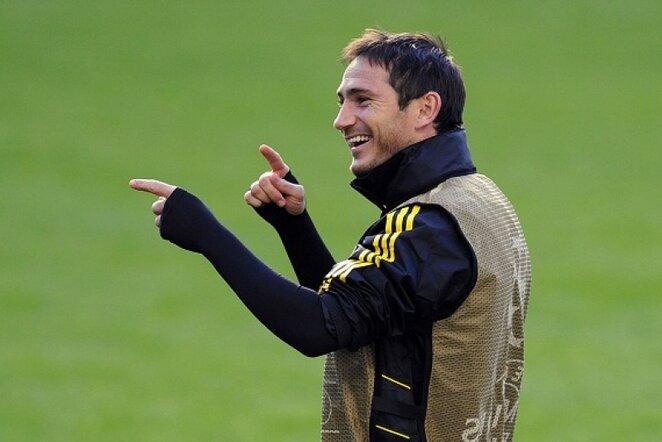 Frankas Lampardas | AFP/Scanpix nuotr.