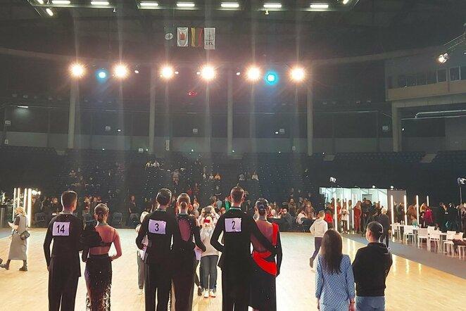 Lietuvos sportinių šokių čempionatas (LSŠF nuotr.) | Organizatorių nuotr.