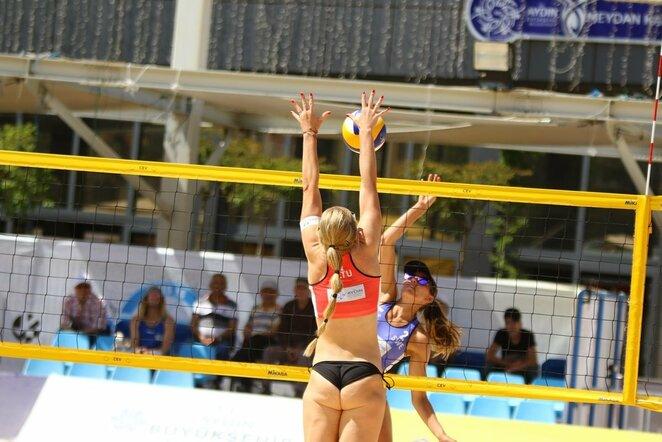 Irina Zobnina   FIVB nuotr.