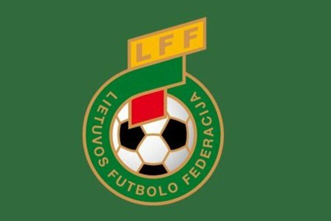 LFF logotipas | lff.lt nuotr.