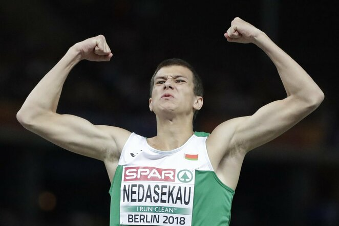 Maksimas Nedosekovas | Scanpix nuotr.