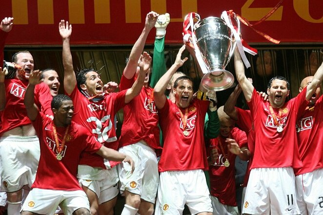 Manchester United | Scanpix nuotr.
