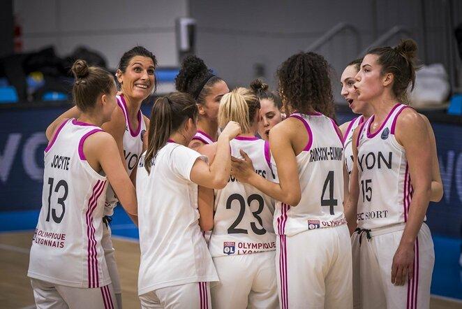 Liono ASVEL | FIBA nuotr.