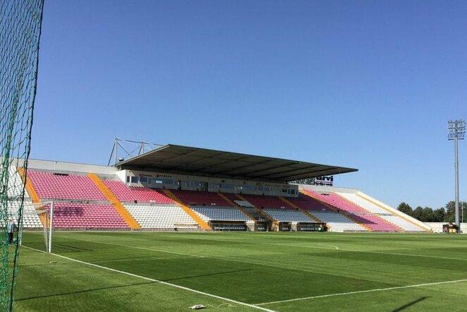Marijampolės stadionas | Organizatorių nuotr.