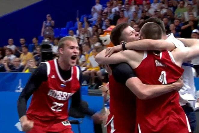 Rusijos 3x3 krepšinio rinktinė | Organizatorių nuotr.