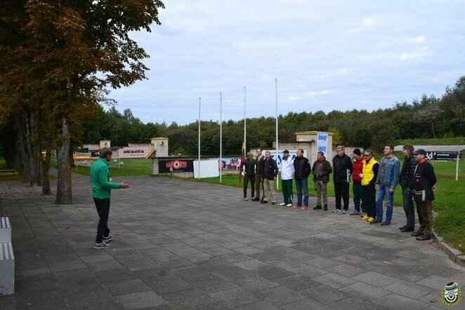 Lietuvos dupletų čempionatas | Organizatorių nuotr.