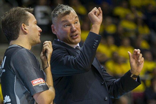 rungtynių akimirka | Roko Lukoševičiaus/BNS Foto nuotr.