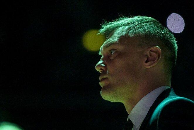 Šarūnas Jasikevičius | Roko Lukoševičiaus/BNS Foto nuotr.