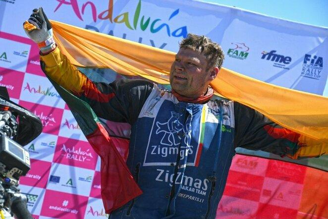Andalūzijos ralis | Organizatorių nuotr.