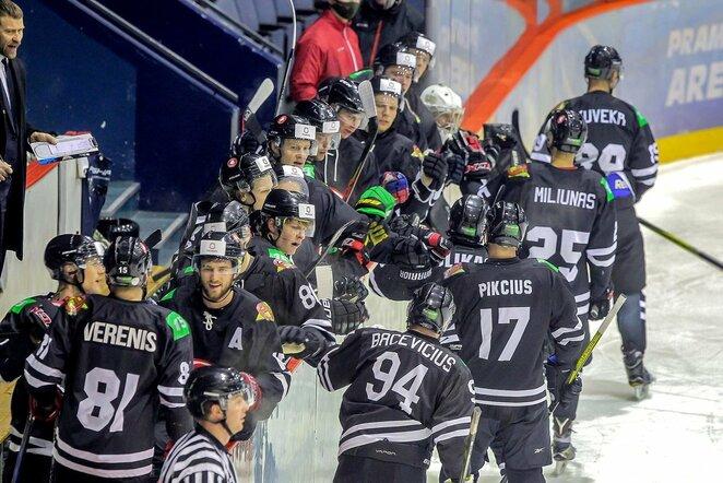 """Vilniaus """"Hockey Punks""""   hockey.lt nuotr."""
