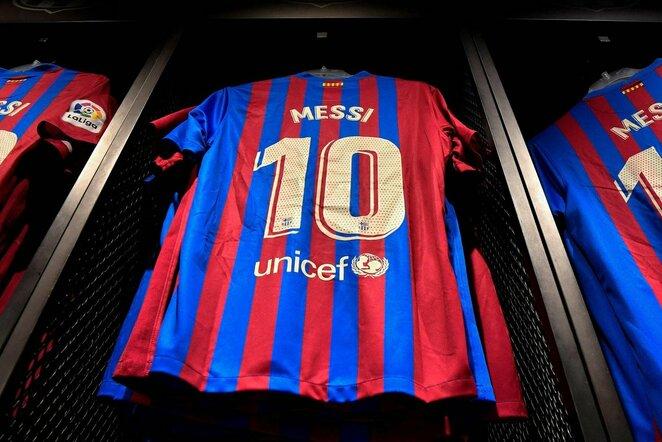 Lionelio Messi legendiniai marškinėliai | Scanpix nuotr.