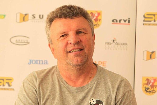 Vladimiras Čeburinas   Evaldo Šemioto nuotr.