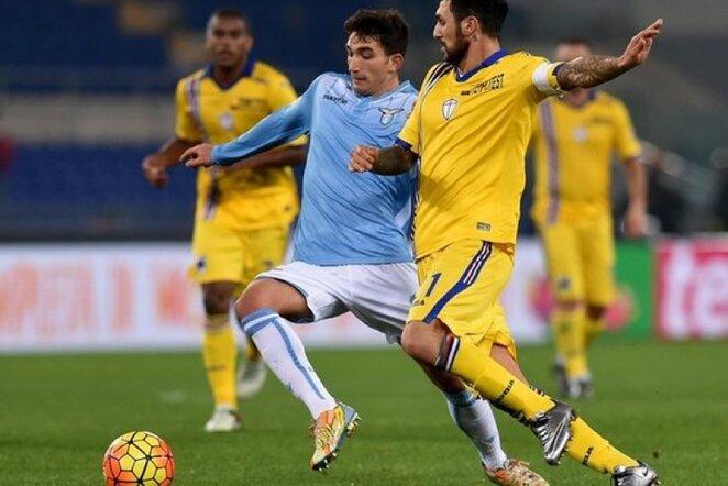 """Lazio"" – ""Sampdoria"" rungtynių akimirka | AFP/Scanpix nuotr."