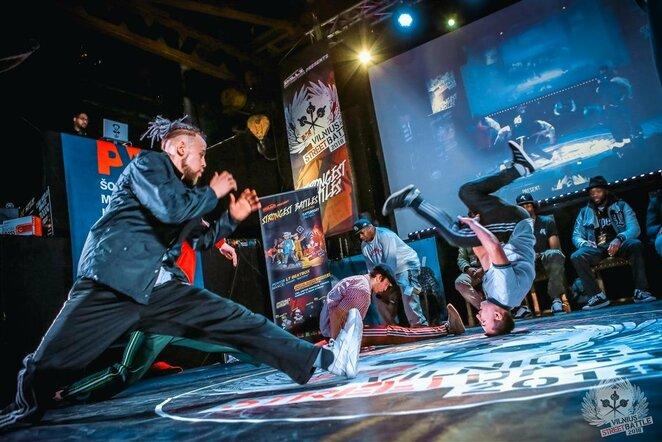 """Vilnius Street Battle 2018"" | Organizatorių nuotr."