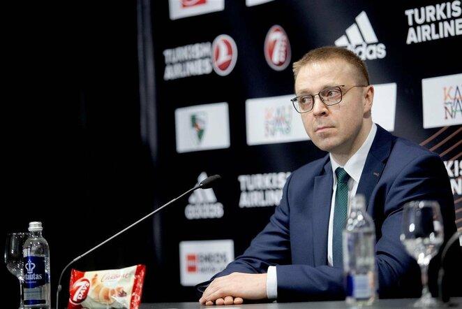 Paulius Motiejūnas | Josvydo Elinsko / BNS foto nuotr.