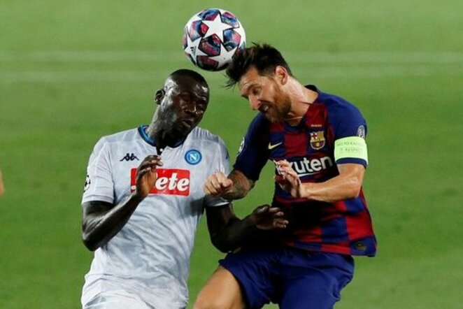 Lionelis Messi (dešinėje) | Scanpix nuotr.