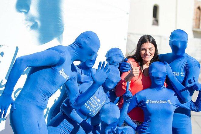 """Danske Bank Vilniaus maratono"" pristatymas | Augusto Didžgalvio nuotr."