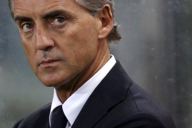 Roberto Mancini   Reuters/Scanpix nuotr.