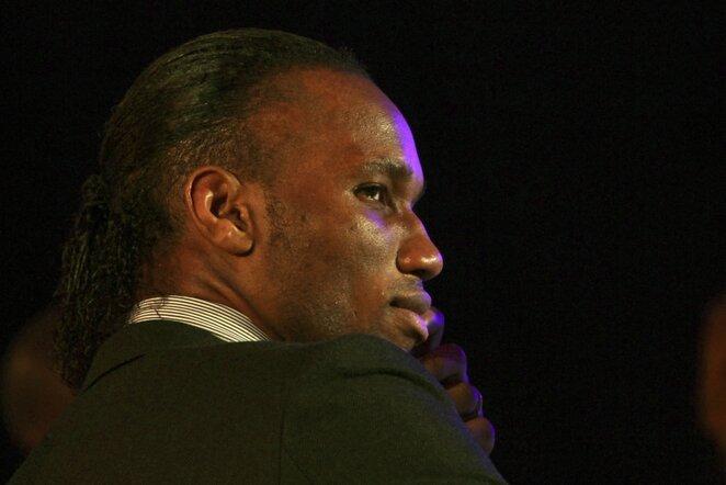 Didier Drogba   Reuters/Scanpix nuotr.