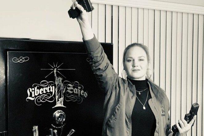 "Valentina Ševčenko | ""Twitter"" nuotr."