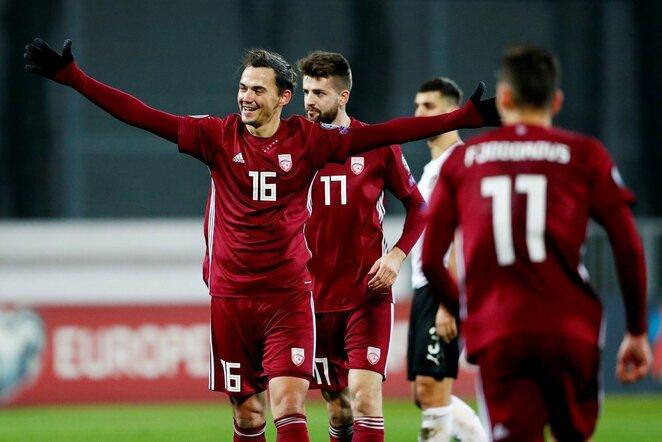 Latvijos futbolo rinktinė | Scanpix nuotr.