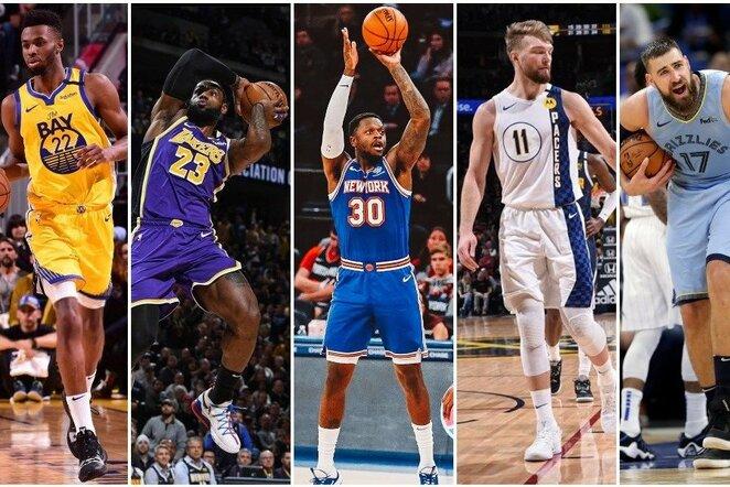 Paskelbtos NBA komandų vertės | Instagram.com nuotr