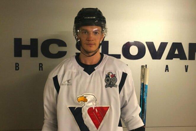 Nerijus Ališauskas   hockey.lt nuotr.