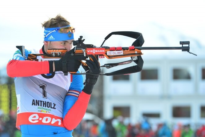 Antonas Shipulinas | AFP/Scanpix nuotr.