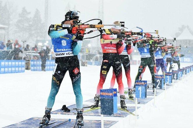 Pasaulio biatlono čempionatas   Scanpix nuotr.