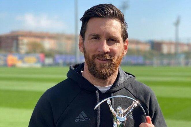 Lionelis Messi | Instagram.com nuotr