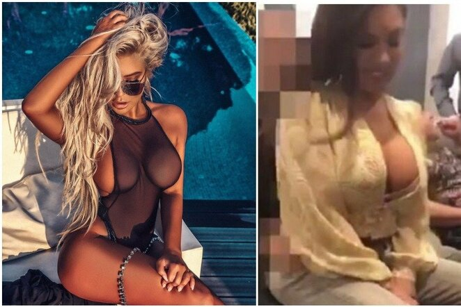 """Teodora Andrejeva ir """"Jenny Sushe""""   Instagram.com nuotr"""