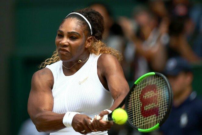 Serena Williams   Scanpix nuotr.