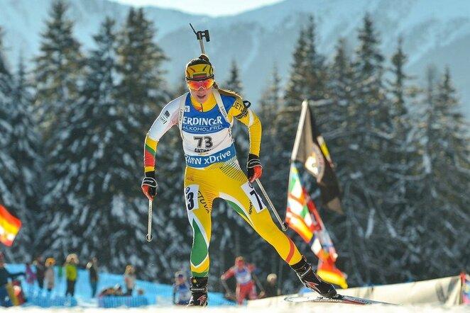 Natalija Paulauskaitė | Andrejaus Ivanovo nuotr.