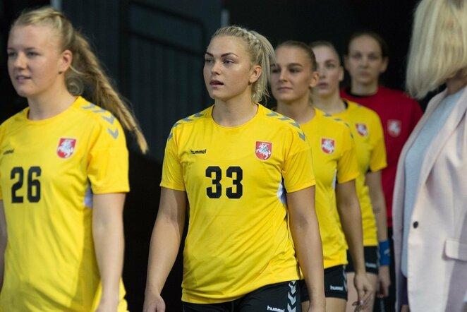 Lietuvos moterų rankinio rinktinė | rankinis.lt nuotr.