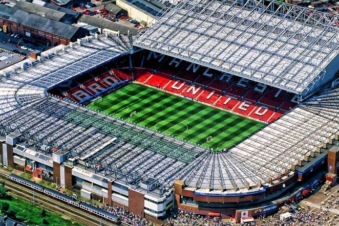 """Old Trafford""   Organizatorių nuotr."
