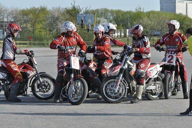 Motobolas   Organizatorių nuotr.