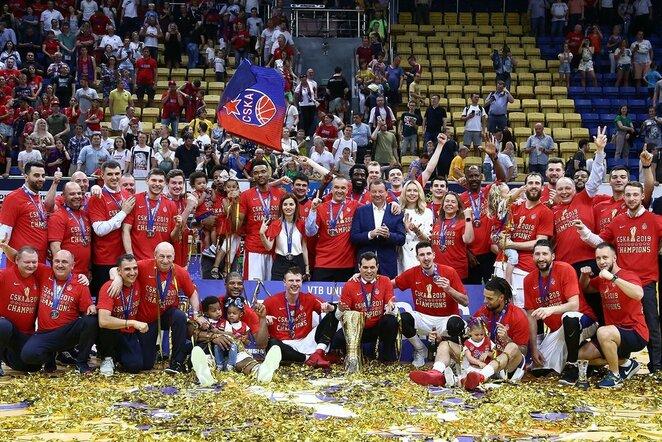 CSKA | Organizatorių nuotr.