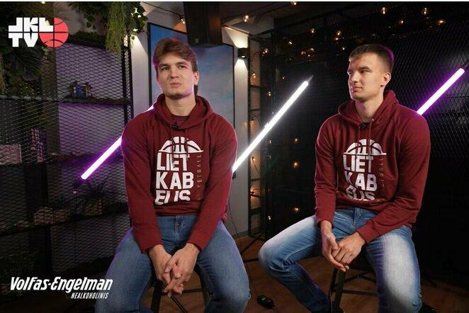 Karolis ir Dovydas Giedraičiai | Youtube.com nuotr.