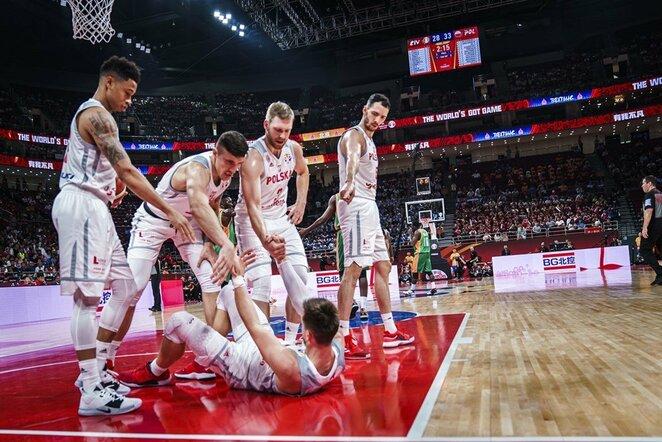 Lenkijos rinktinė | FIBA nuotr.