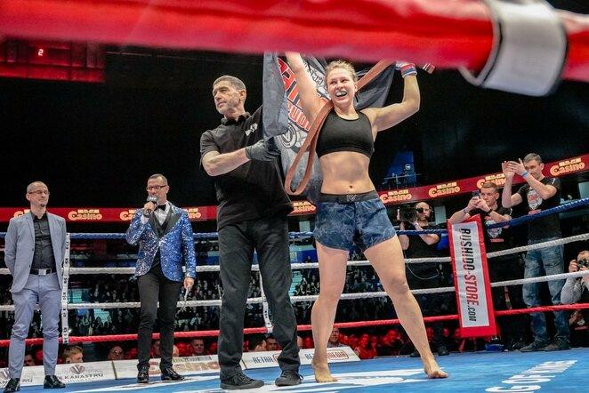 Julija Stoliarenko | Sportas.lt/Tito Pacausko nuotr.