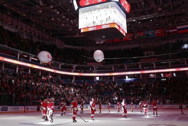 KHL lygos rungtynės | Scanpix nuotr.