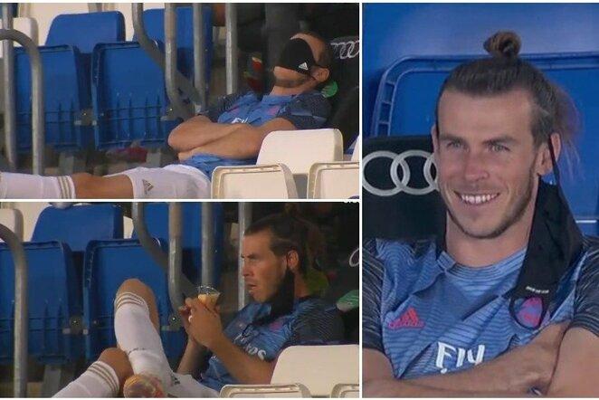 "Garethas Bale'as | ""Twitter"" nuotr."