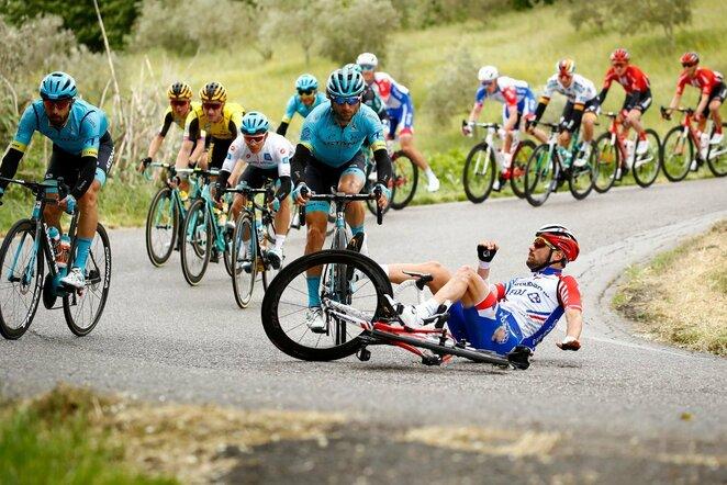 """Giro d'Italia"" | Scanpix nuotr."