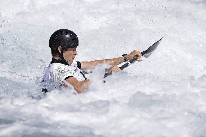 Baidarių slalomas | AP/Scanpix nuotr.