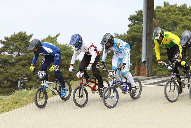 BMX dviračių lenktynės | Organizatorių nuotr.