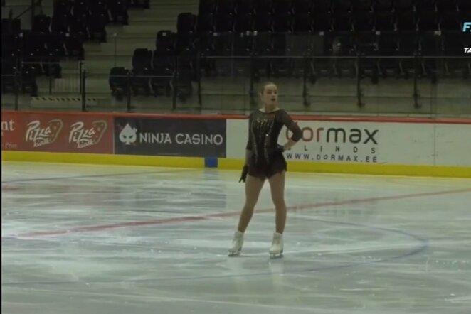 Aleksandra Golovkina | Youtube.com nuotr.