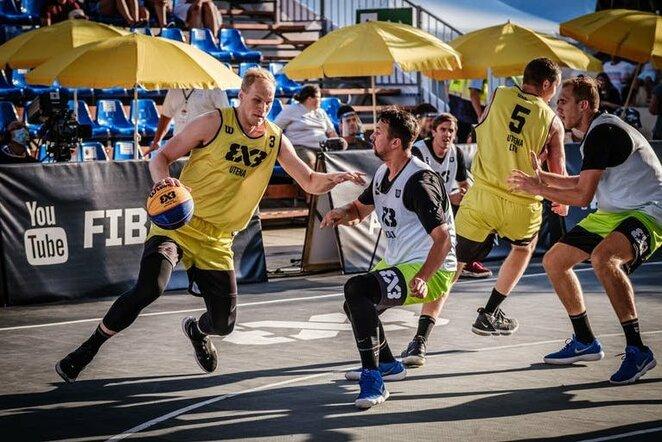 Pasaulio 3x3 krepšinio turo etapas Debrecene | FIBA nuotr.