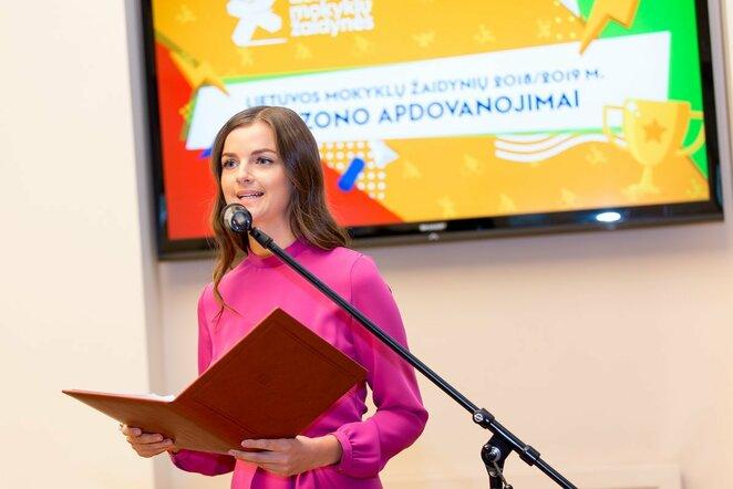 Gabrielė Martirosian | Elvio Žaldario nuotr.